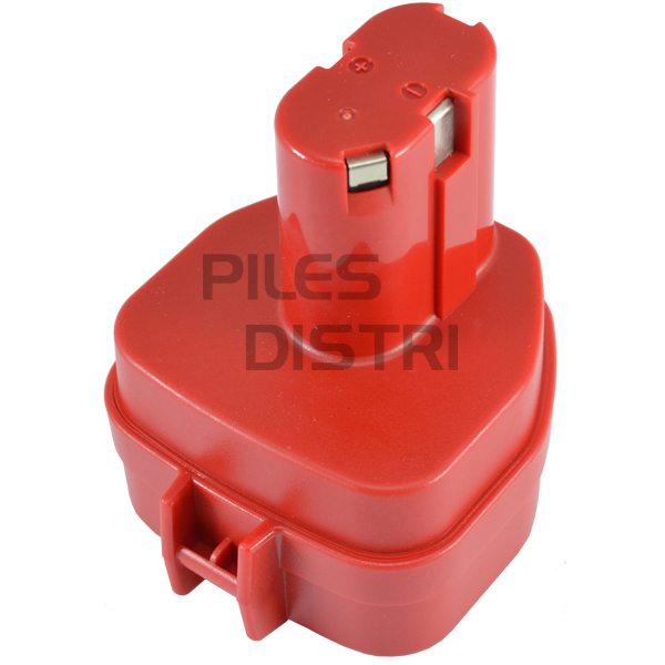 Batterie compatible Makita 12V 3.0Ah Ni-MH