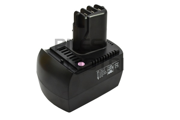 Batterie compatible Metabo 12V 3.0Ah Li-ion