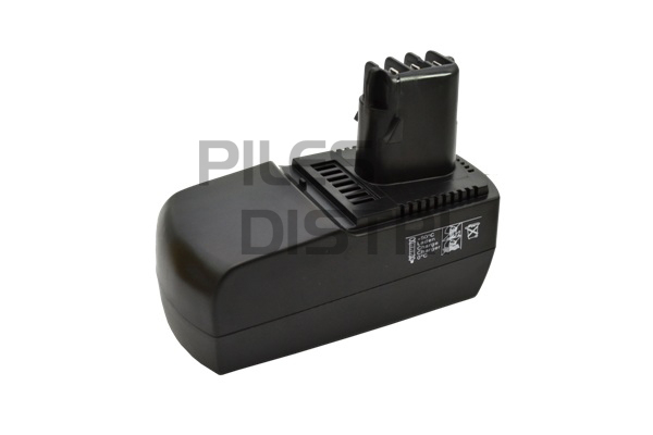 Batterie compatible Metabo 18V 3.0Ah Ni-MH