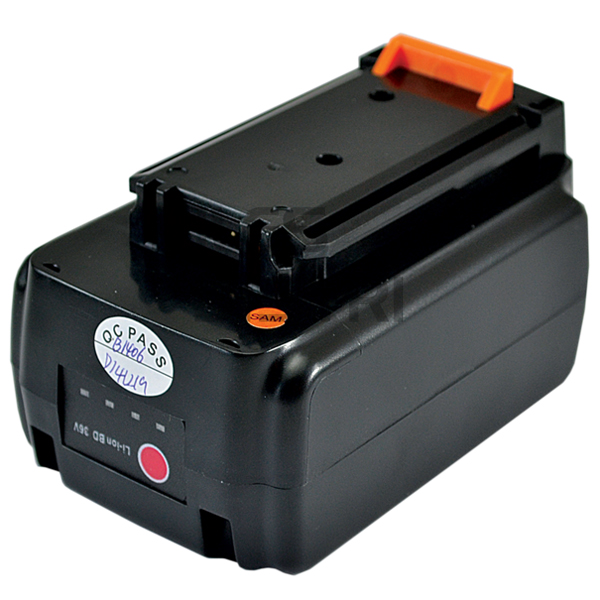Batterie compatible Black&Decker 36V 2.0Ah Li-ion