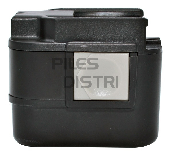 Batterie compatible AEG/Atlas Copco/Milwaukee 7.2V 2.0Ah Ni-Cd