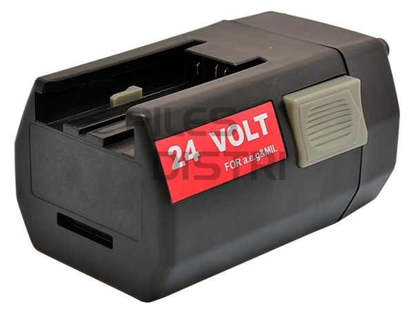 Batterie compatible AEG/Atlas Copco/Milwaukee 24V 2.0Ah Ni-MH