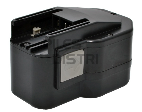 Batterie compatible AEG/Atlas Copco/Milwaukee 14.4V 3.0Ah Ni-MH