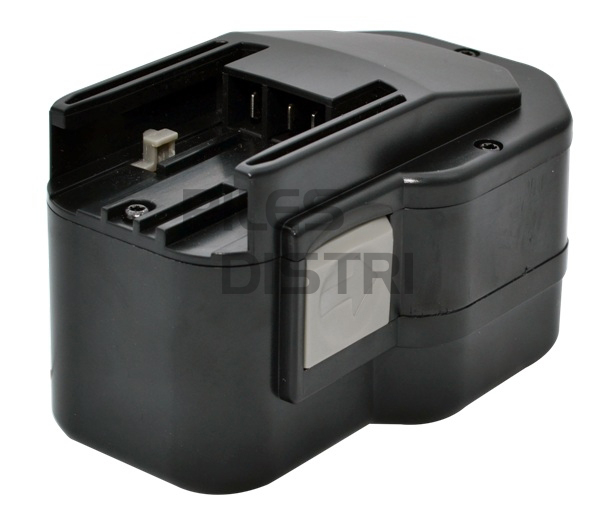 Batterie compatible AEG/Atlas Copco/Milwaukee 14.4V 2.0Ah Ni-Cd