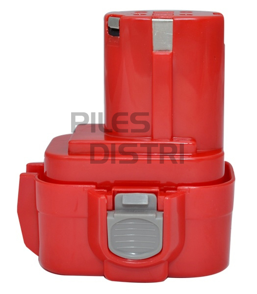Batterie compatible Makita 9.6V 3.0Ah Ni-MH