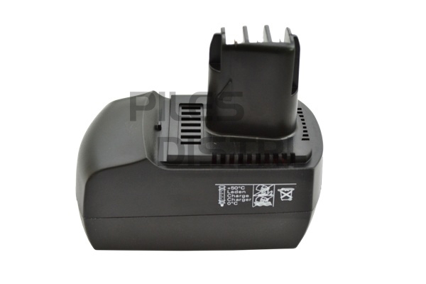 Batterie compatible Metabo 14.4V 3.0Ah Ni-MH