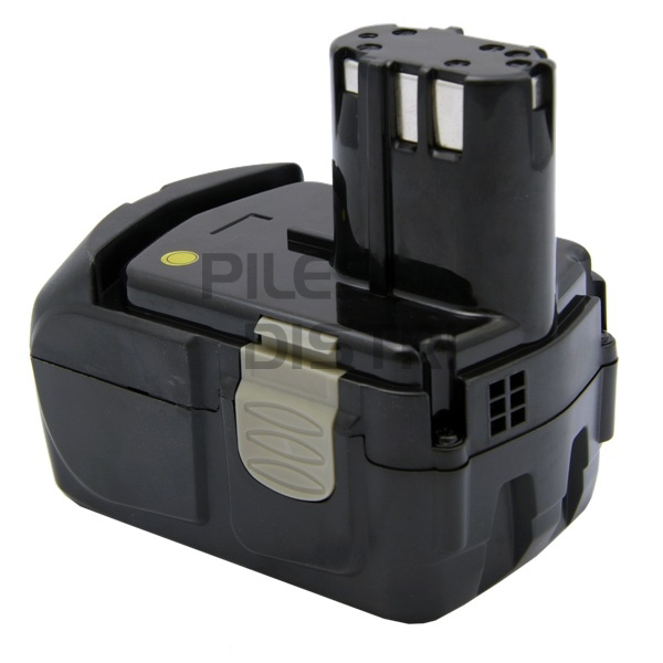 Batterie compatible Hitachi 18V 3.0Ah Li-ion