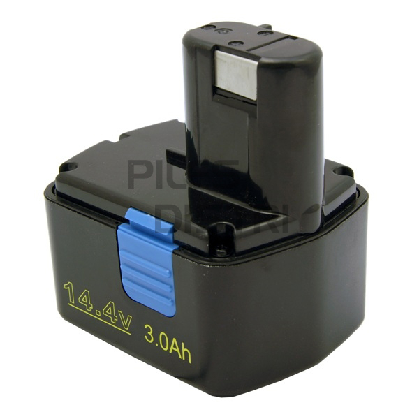 Batterie compatible Hitachi 14.4V 3.0Ah Ni-MH