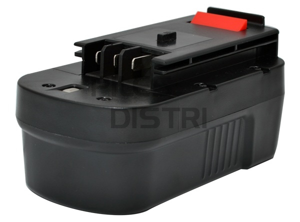 Batterie compatible Black&Decker 18V 3.0Ah Ni-MH