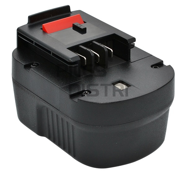 Batterie compatible Black&Decker 12V 3.0Ah Ni-MH
