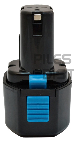 Batterie compatible Hitachi 7.2V 3.0Ah Ni-MH