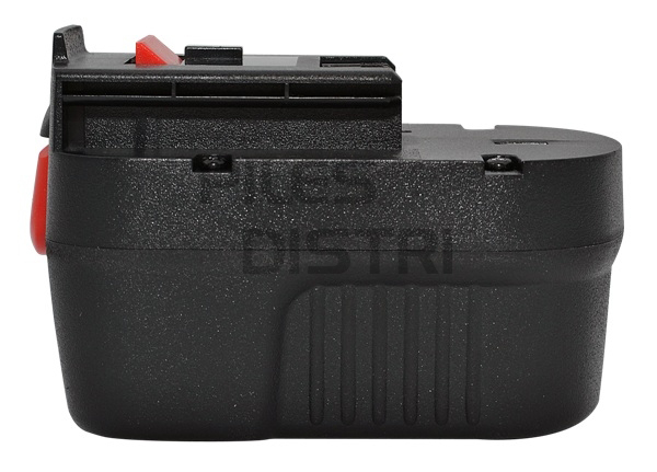 Batterie compatible Black&Decker 12V 1.5Ah Ni-Cd