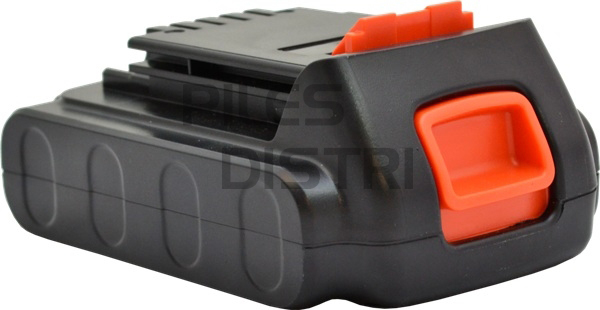 Batterie compatible Black&Decker 20V 2.0Ah Li-ion