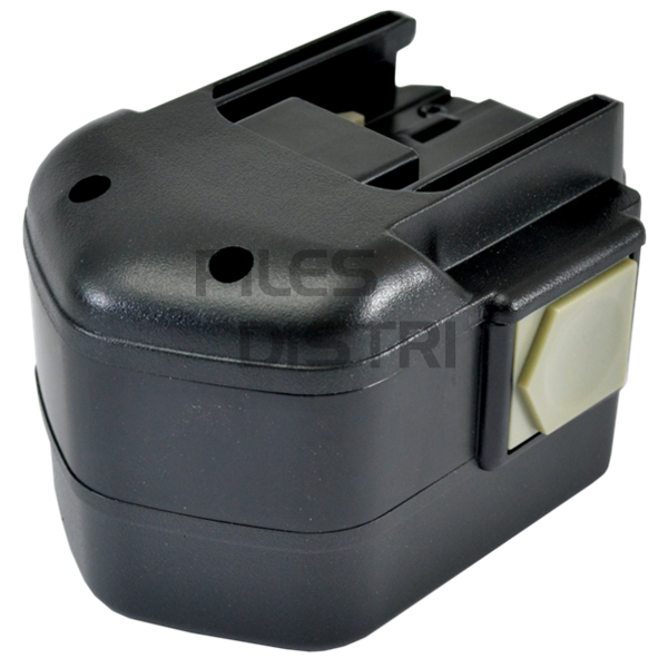 Batterie compatible AEG/Atlas Copco/Milwaukee 12V 2.5Ah Ni-MH
