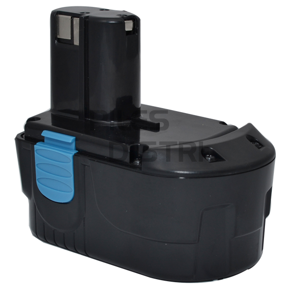 Batterie compatible Hitachi 18V 2.0Ah Ni-Cd